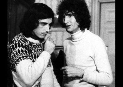 02 Lluis Llach Patric TV Antenne 2 soirée de Noël 1975
