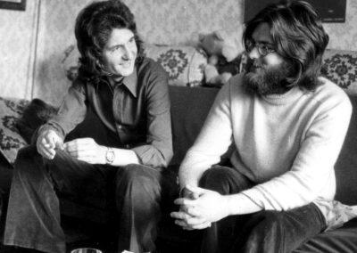 09 Patric chez Roger Siffer Strasbourg 1975
