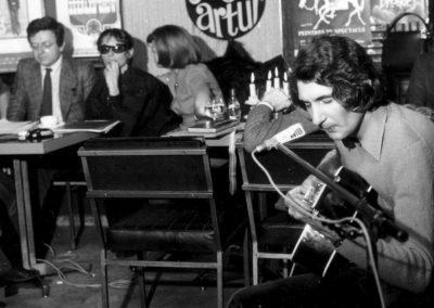 15 Pop Club de José Artur France Inter avec Barbara 1977