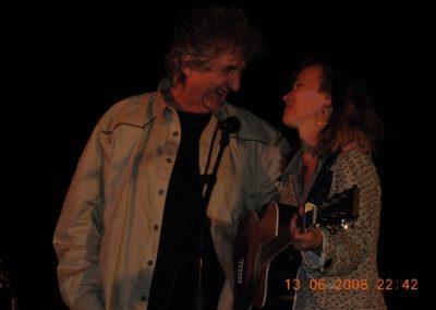 20 Concert avec Diane Jarvi St Bauzille de Montmel 2008