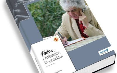 Mon livre Profession Troubadour vient de paraître